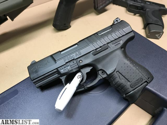 Walther P99C AS .40SW