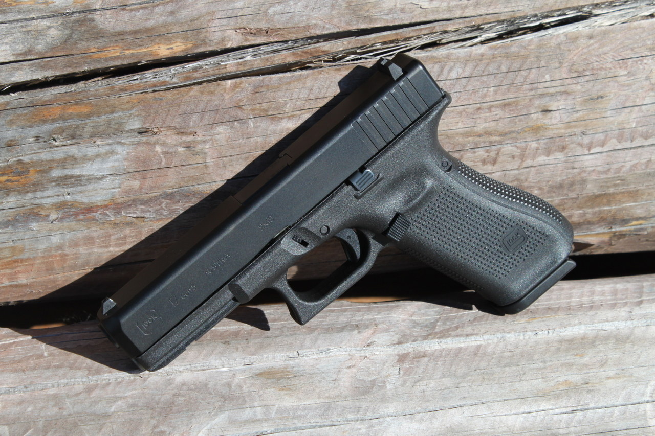 Private: Glock 17 with extra mags